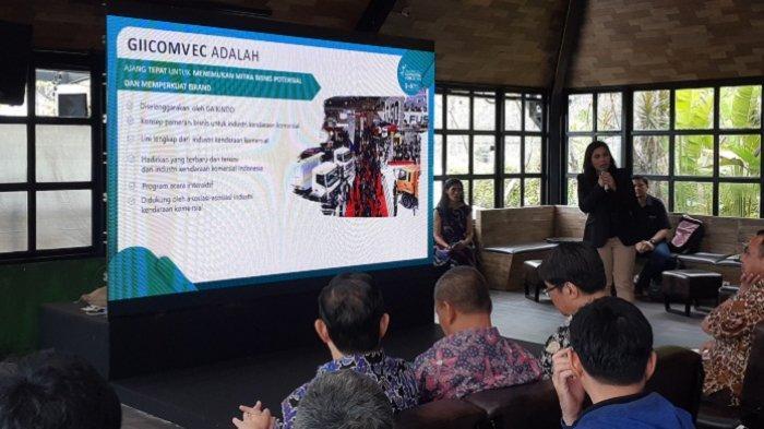 Digelar 5-8 Maret 2020,36 APM Ikut Pameran Kendaraan Komersial GIICOMVEC 2020 plus Tiga Produk Baru