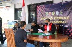 Operasi Yustisi PPKM Darurat, 27 Pelanggar Prokes di Bogor Jalani Sidang Tipiring