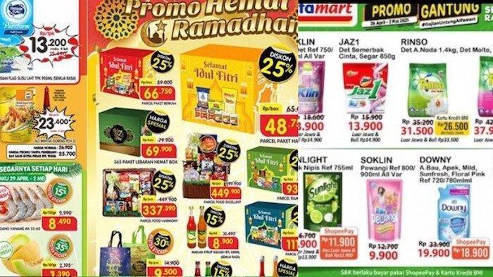 PROMO Akhir Pekan di Superindo, Alfamart, Indomaret Minggu 2 Mei, Hemat Sampai 40 Persen