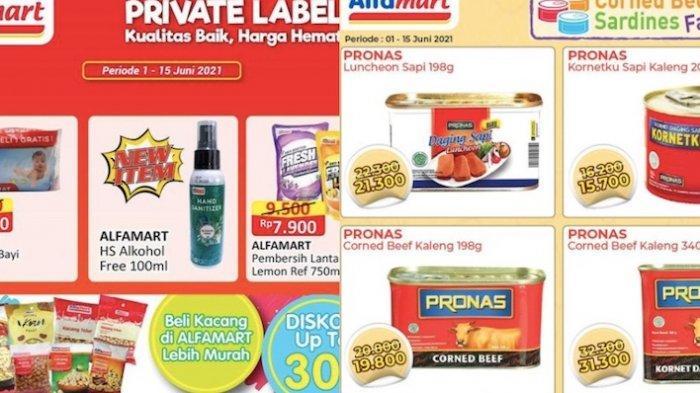Promo Alfamart Hari Ini 8 Juni, Hemat Hingga 30 Persen dari Aneka Sarden, Snack, Susu