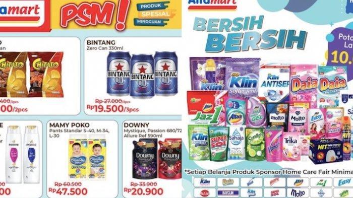 Promo Alfamart Senin 17 Mei Dapatkan Harga Hemat untuk Popok Bayi, Perlengkapan Mandi