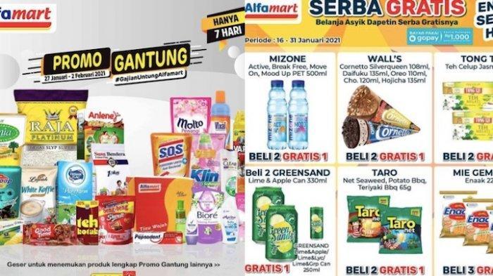 Promo Alfamart Terbaru Dapatkan Paket Hemat Susu, Diskon 50 Persen Hingga Serba Gratis