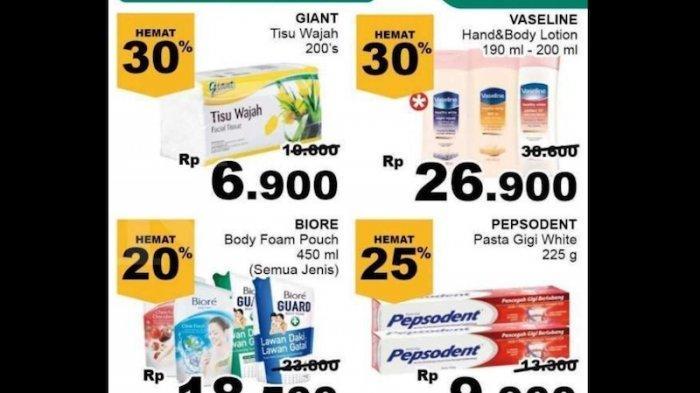 Promo Giant Terbaru 13 15 November Dapatkan Diskon Barang Kebutuhan Sampai 40 Persen Halaman All Warta Kota