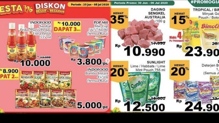 Promo 30 Juni Supermarket Giant Hemat Sampai 15 Persen dari Buah Segar Sampai Makanan Beku
