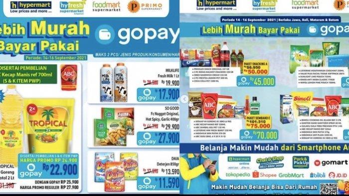 PROMO Hypermart 15 September Dapatkan Diskon Minyak Goreng, Buah, Aneka Sayur dll