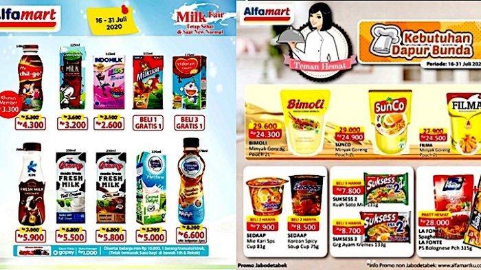 Promo Alfamart 29 Juli 2 Agustus Dalam Rangka Idul Adha Dari Susu Anak Hingga Camilan Lebih Hemat Warta Kota