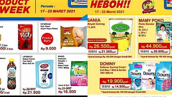 Promo Product Of The Week Kamis 18 Maret Dapatkan Hemat untuk Susu Anak, Popok, Minuman