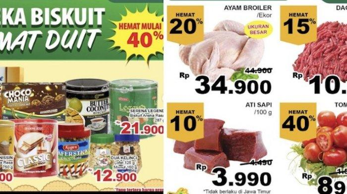 Promo JSM Giant 30 April - 6 Mei Diskon Kebutuhan Ramadan Sampai 40 Persen dari Kue, Ayam, Sirup