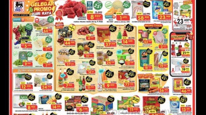 Promo JSM Superindo 7-9 Mei Dapatkan Harga Hemat Hingga 40 Persen Daging, Ayam, Buah, Sirup