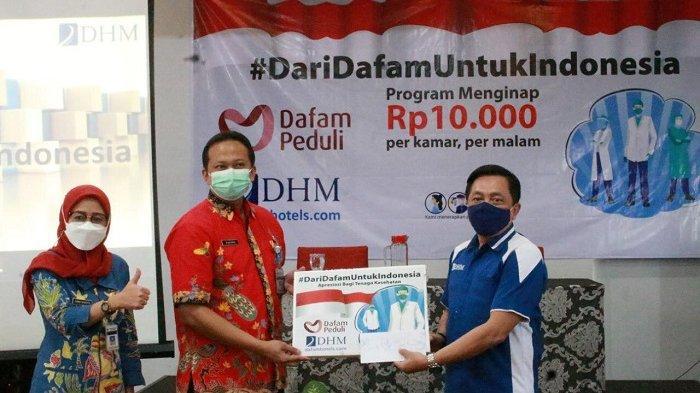 Promo Menginap di Jaringan Hotel Dafam untuk Tenaga Kesehatan, Hanya Rp10 Ribu Semalam
