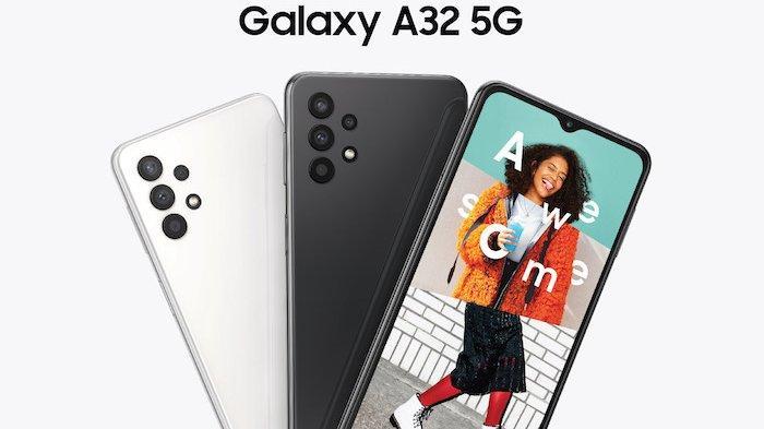 Samsung A32 5G Mulai Bisa Dipesan Rabu 26 Mei, Dapatkan Promo dan Bonus