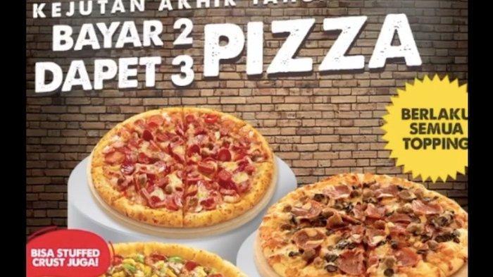 PROMO Pizza Hut Delivery Tawarkan Aneka Diskon dari Beli 2 Gratis 1 untuk Bulan Dember