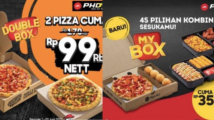Promo Pizza Hut Delivery Mulai Big Box Rp 35 Ribuan Hingga Gratis Voucher