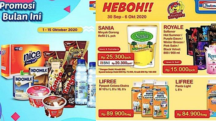 Katalog Indomaret Product Of The Week 5 6 Oktober Diskon Minyak Goreng Pewangi Pakaian Snack Warta Kota