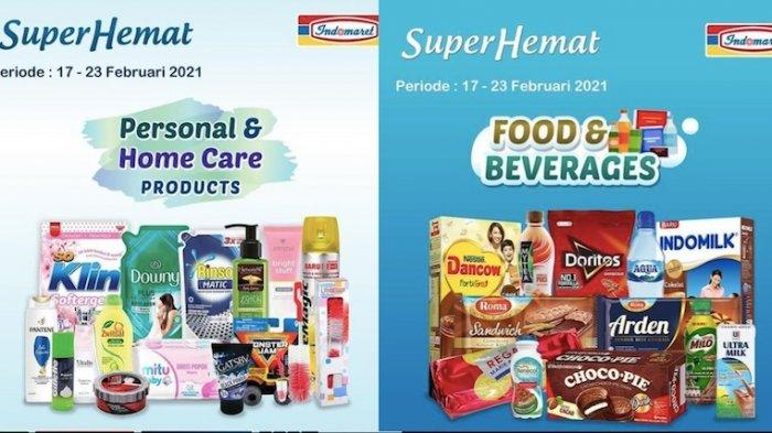 Promo Indomaret Mingguan 17-23 Februari Dapatkan Harga Super Hemat untuk Susu, Snack dan Lainnya