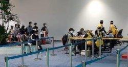 5.700 WNI dari Luar Negeri Tiba di Bandara Soekarno-Hatta, Langsung Dilakukan Rapid Test