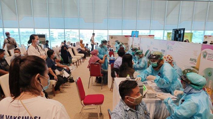 Jakarta Equestrian Park di Jadikan Sentra Vaksinasi Enesis Group Untuk Vaksin Sinovac