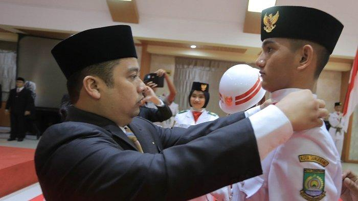 Wali Kota Tangerang Arief R Wismansyah Harap Paskibraka Tidak Terpapar Paham Radikalisme