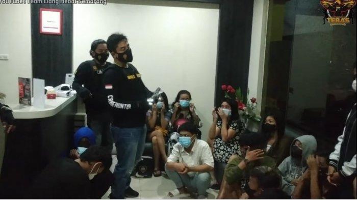 Prostitusi Online di Semarang Libatkan Puluhan Gadis Remaja, Digrebek saat Sedang Berhubungan Intim