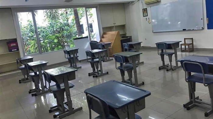 Inilah Protokol yang Dilakukan Sekolah Victory Plus Kota Bekasi, untuk Kegiatan Belajar Tatap Muka