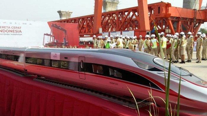Senin Hari Ini Uji Coba Rute Kereta Cepat Jakarta-Bandung, Jasa Marga Imbau Pengguna Jalan Tol