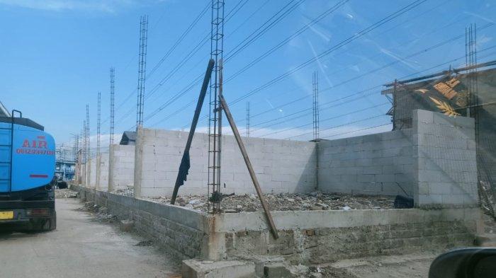 Proyek Pembangunan Gudang Muara Angke Jakarta Utara Hambat Akses Nelayan dan Bongkar Muat Kapal