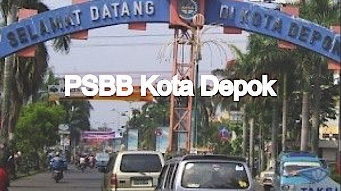PSBB Kota Depok Diperpanjang 29 Juni-5 Juli, Kembali Ada Pembatasan dari Mini Market, Pasar