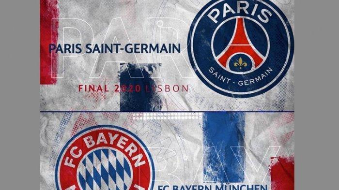 Jelang Final Liga Champions Pukul 02.00 WIB, Susunan Pemain dan Head to Head PSG vs Bayern Muenchen