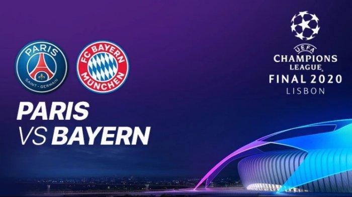 Live Streaming dan Daftar Lengkap Juara Liga Champions, PSG Ukir Sejarah Atau Bayern Treble Winner?