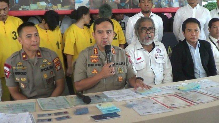 UPDATE PSK Anak-anak di Kelapa Gading Ditargetkan Melayani 50 Pria Hidung Belang