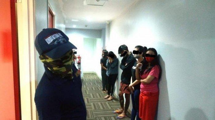 Ungkap Siapa Muncikarinya, Satpol PP Periksa Belasan PSK, Pria Hidung Belang, dan Pengelola Hotel