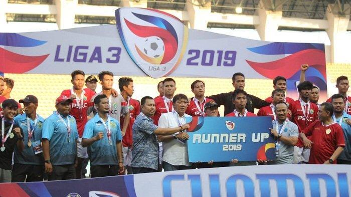 PSKC Cimahi di Grup Berat, Robby Darwis Nilai Semua Klub Punya Peluang Sama untuk Lolos