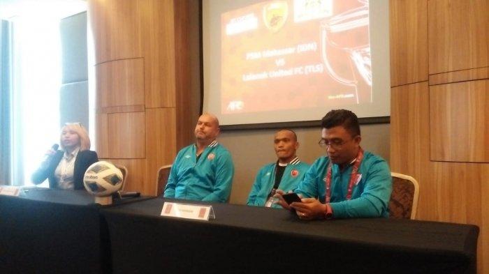 Pelatih PSM Makassar Bojan Hodak Berharap Dukungan Maksimal Suporter Indonesia