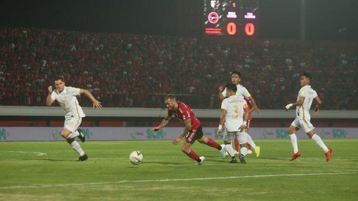 Live Streaming PSS Sleman Vs Bali United, Duel Papan Atas yang Minim Pemain Utama