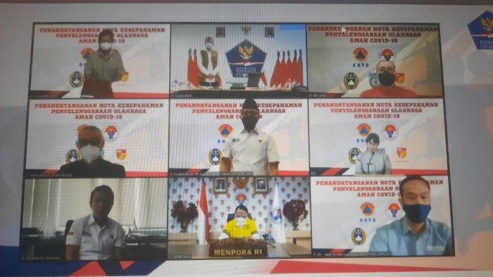 PSSI Siap Lanjutkan Liga 1 dan Liga 2 dengan Protokol Kesehatan Ketat
