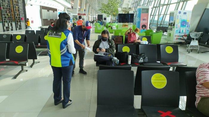 Kini di Bandara, Pengecekan Dokumen Penumpang Dilakukan Secara Digital