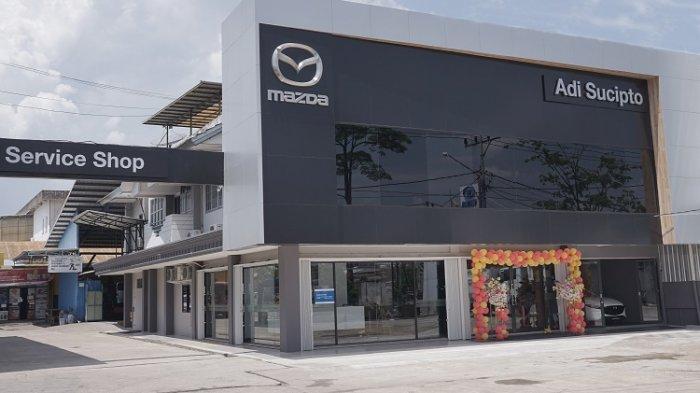 Dampak Relaksasi PPnBM, Industri Otomotif Mulai Bangkit, Mazda Perluas Jaringan Dealer ke Pontianak