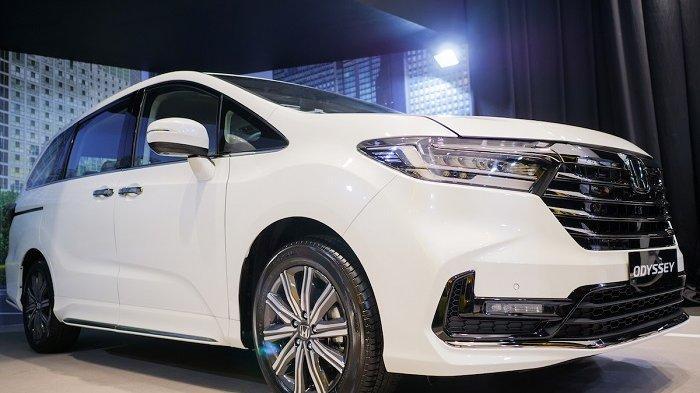 Honda Odyssey Facelift Mengaspal dengan Sederet Fitur Canggih, Dibanderol Rp 888 Juta