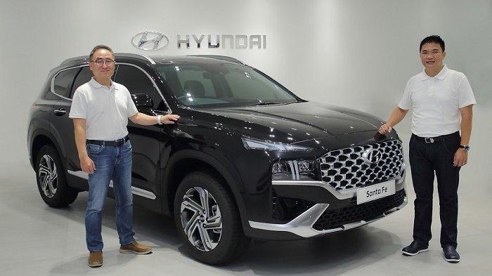 Desain Makin Kokoh, Hyundai Rilis New Santa Fe di Indonesia, Dijual Mulai Rp 569 juta