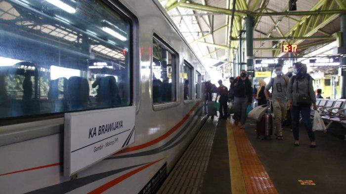 Larangan Mudik 2021, Kemenhub Mengurangi Operasional Kereta Api Jarak Jauh
