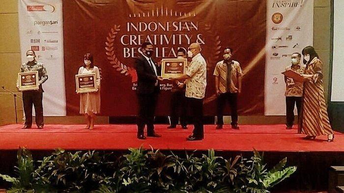 Mampu Berinovasi di Tengah Pandemi, Marindo Elang Perkasa Diganjar Indonesia Inspire Award 2021