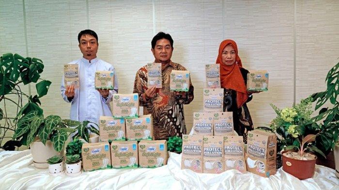 Edisi Terbatas, PT Uni-Charm Indonesia Tbk Rilis Produk Charm dan Masker dalam Kemasan Kertas