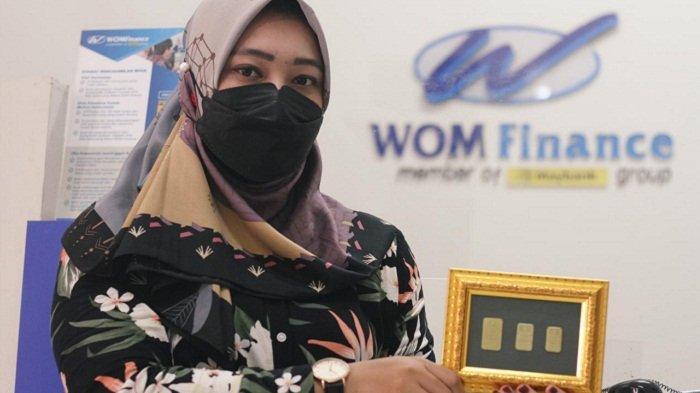 WOM Finance Rilis MasKu, Investasi Emas dengan Cicilan Tetap hingga 36 Bulan, Ini Keunggulan Lainnya