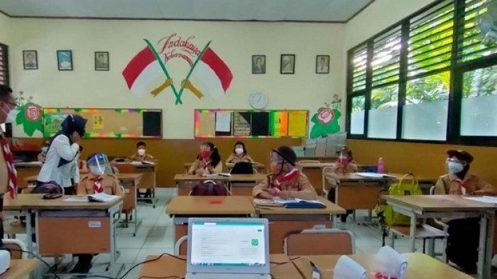 Pemprov DKI Jakarta akan Menambah 890 Satuan Pendidikan yang Menggelar PTM pada September Mendatang