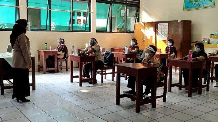 Empat Sekolah di DKI Tak Jadi Gelar PTM, Berbagai Alasan Muncul Salah Satunya Ada Guru Positif Covid