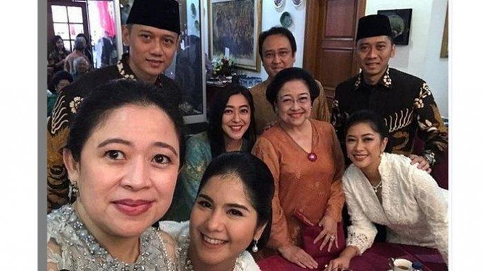 Lebaran Perdana Tanpa Ani Yudhoyono, AHY: Hampa
