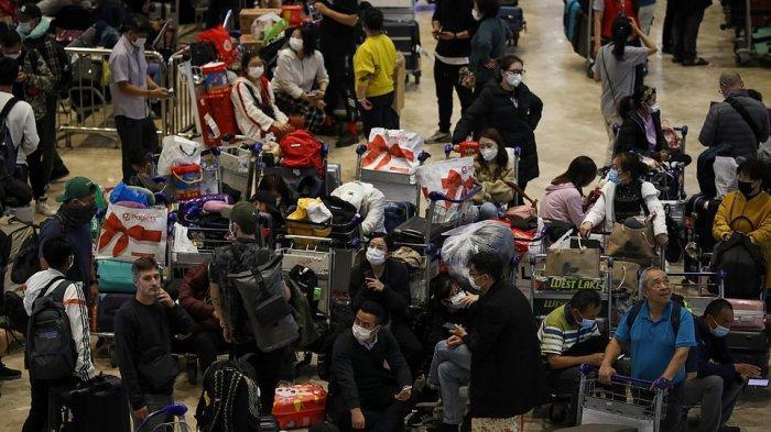 Terungkap Terdapat Sejumlah 823 TKA di Antara Sebanyak 7588 WNA yang Tercatat Ada di Bekasi