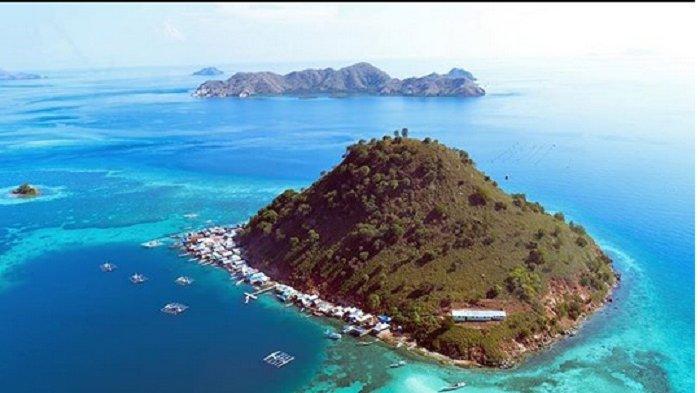 Dahsyat, Menteri Susi Sebut Pulau Ini Surga Kecil yang Tersembunyi di Timur Indonesia