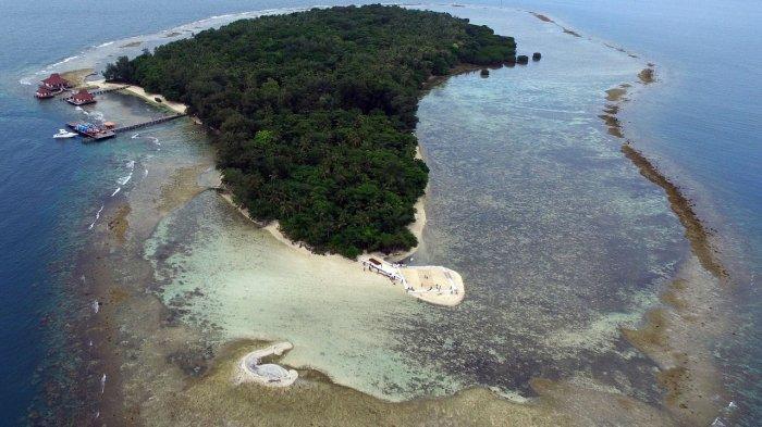 FOTO-Foto dan VIDEO Pulau Sebaru Kecil dan Fasilitas Observasi Virus Corona 188 ABK World Dream