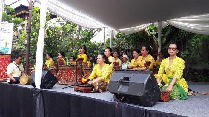 Puncak acara yang disebut sebagai upacara Tawur Agung Kesanga dijadikan acara puncak sebelum Hari Raya Nyepi, sebagai simbol persembahan kepada Buta Kala atau Batara Kala.
